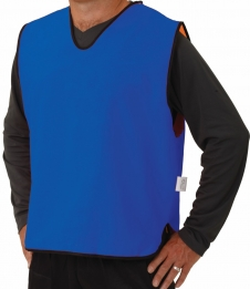Reversible trainings hesje Blauw/oranje