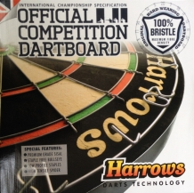 Harrows Official Comp.