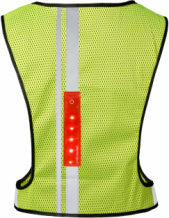 Joggy Safe Jacket + LED