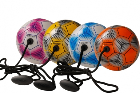 iCoach Mini Training Ball + pomp