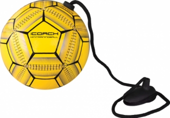 iCoach Mini Training Ball Geel